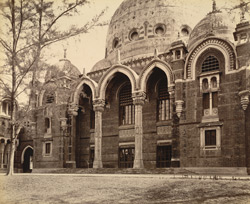 Baroda College, The Entrance [Vadodara]